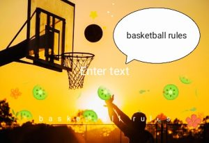 What are Basketball Rules? Explain the 3 on 3 rules