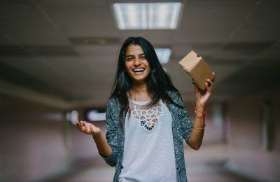 Indian girl friend makeup kit for online gift