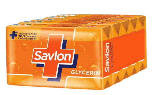 Savlon Glycerin Germ Protection Bathing Soap Bar