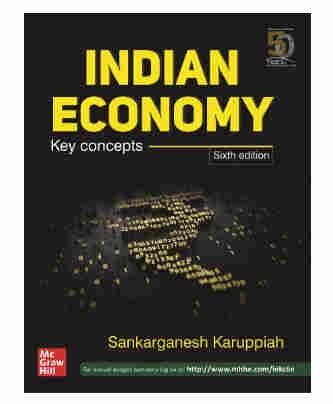 Indian Economy Key Concepts | Sixth Edition (English) Paperback – 30 January 2020