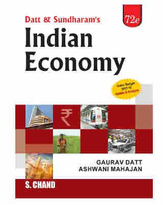 Indian Economy Paperback – 1 January 2016