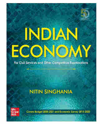 Indian Economy For Civil Services and Other Competitive Examinations Paperback – 15 July 2020